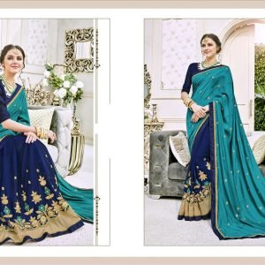 georgette saree full catalog