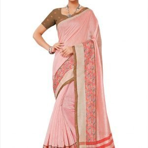 Linen Cotton Party Wear Sarees wholesale price