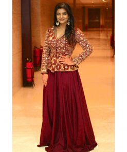 Purple Lehenga Online For Women @ Low Cost - Mirraw