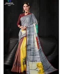 Branded Printed Sarees wholesale in surat, Gujarat & India