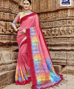 Printed Sarees Wholesale Supplier & Manufacturer in India