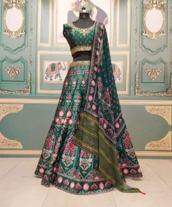 Buy Indian Silk Lehenga Cholis Online